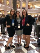LH Delegates Govern at YAG State Conference