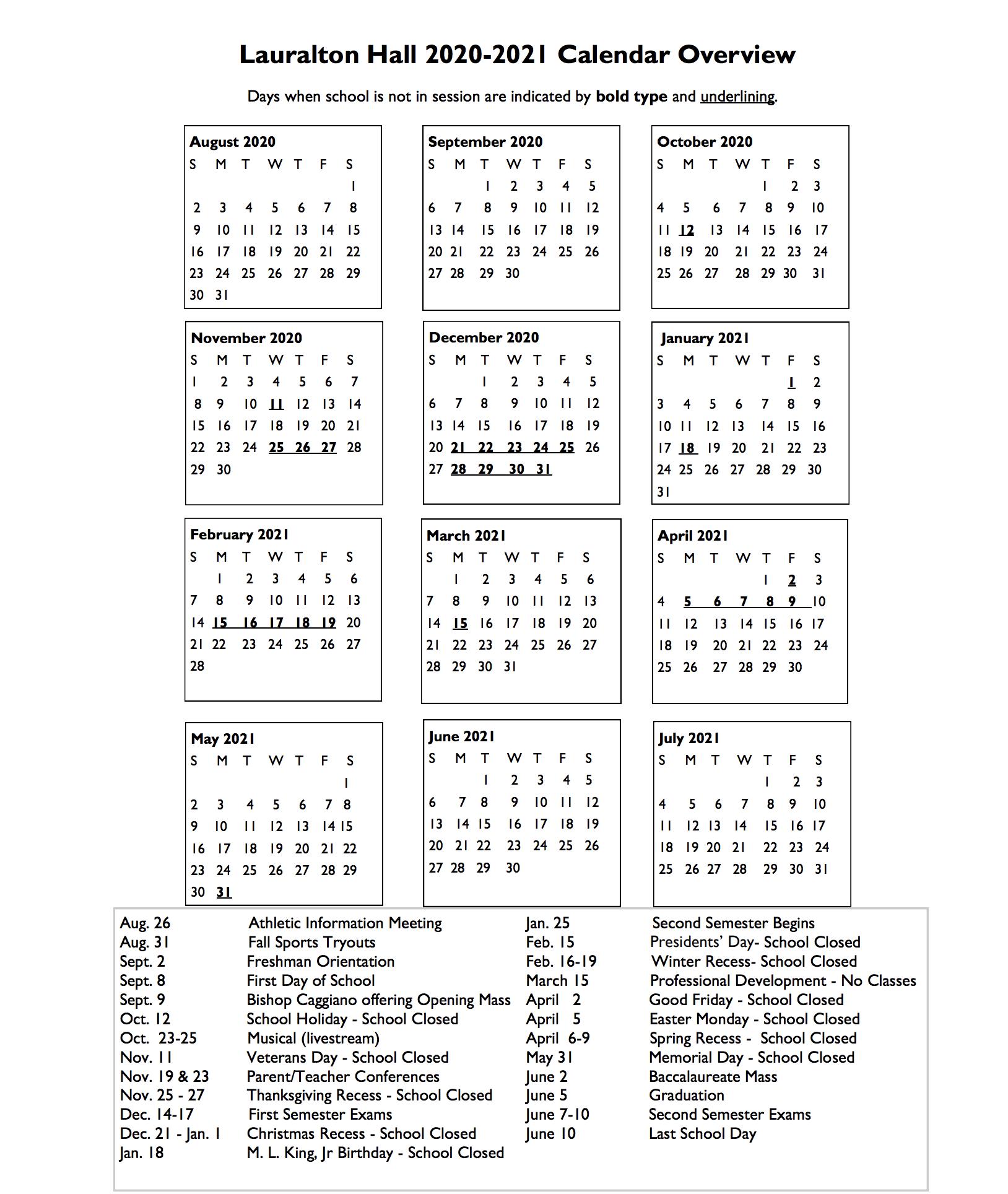 Photos of Milford Ct School Calendar 2021